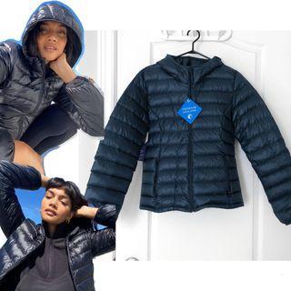 [NEW] Aritzia Tna teal coloured Botanie puffer jacket in size m medium