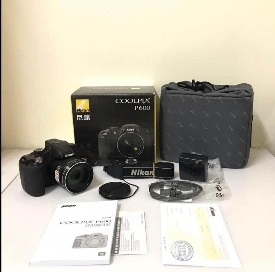 Nikon Coolpix P600 WiFi