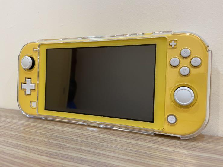 Nintendo任天堂 Switch Lite (黃)寶可夢 劍 、寶可夢 盾 、精靈寶可夢Let's Go皮卡丘、精靈寶可夢Let's Go伊布、超級機器人大戰 V