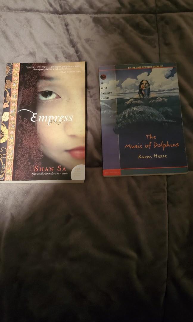 Novels for sale