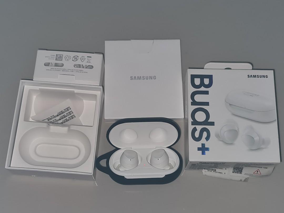Samsung Galaxy Buds Plus (+) White