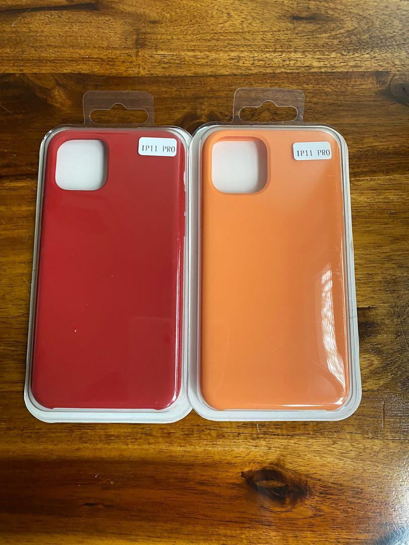 Silicone IPhone 11 Pro