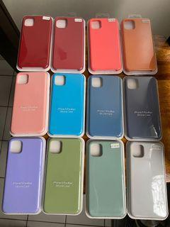 Silicone IPhone 11 Pro Max Cases