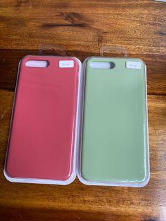 Silicone IPhone 8plus Cases