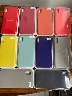 Silicone IPhone XR Cases