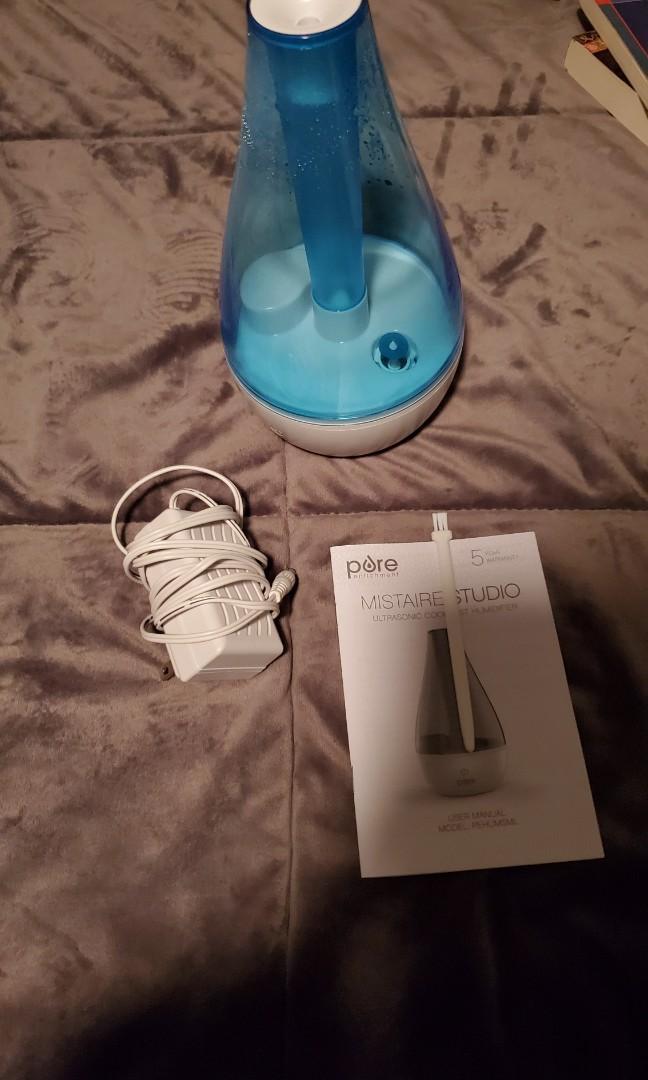 Small humidifier
