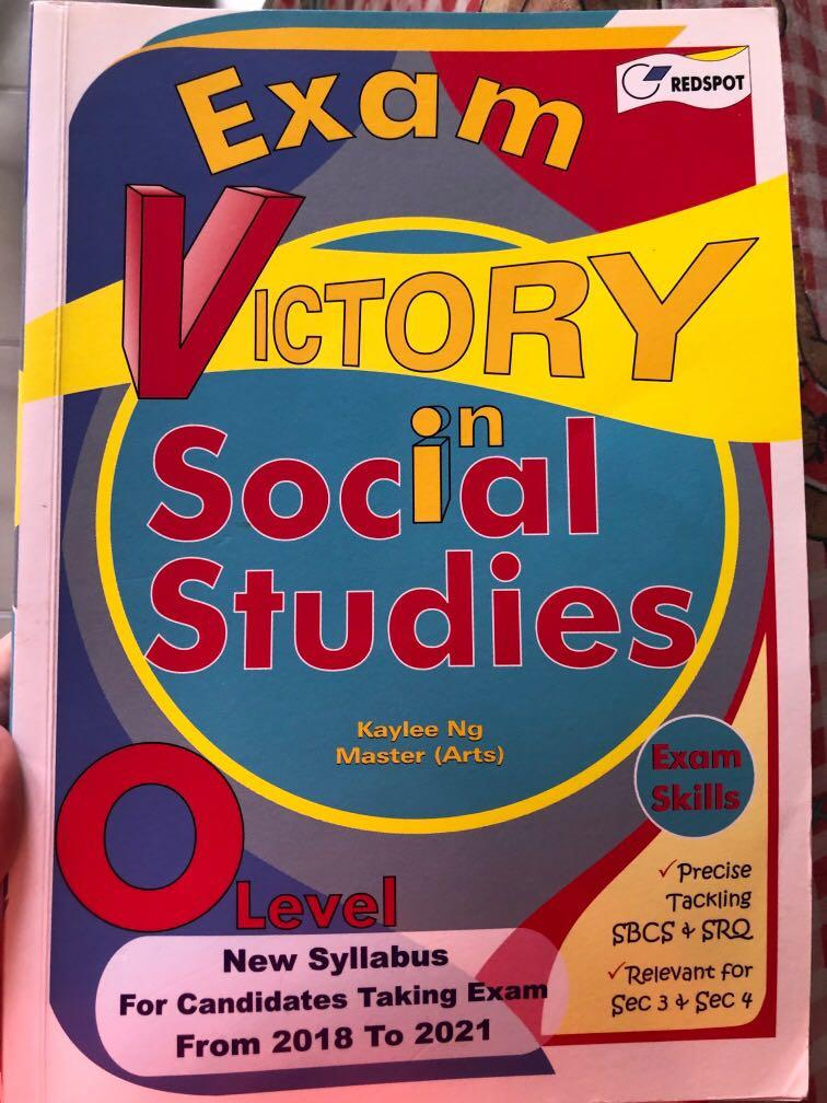 Social Studies Assessment Book Books Stationery Textbooks Secondary On Carousell Great savings & free delivery / collection on many items. carousell