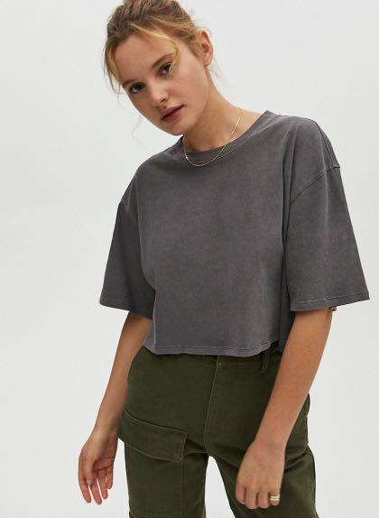 Tna Tour Cropped T-Shirt