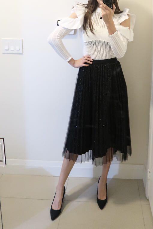 Winter skirt