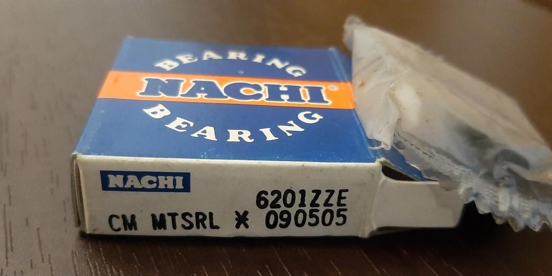 Bearing Nachi 6201ZZE