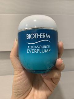 biotherm輕油水感保濕霜125ml