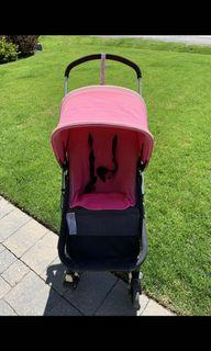Bugaboo Cameleon with many accessories