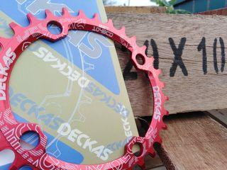 Chainring 32T oval