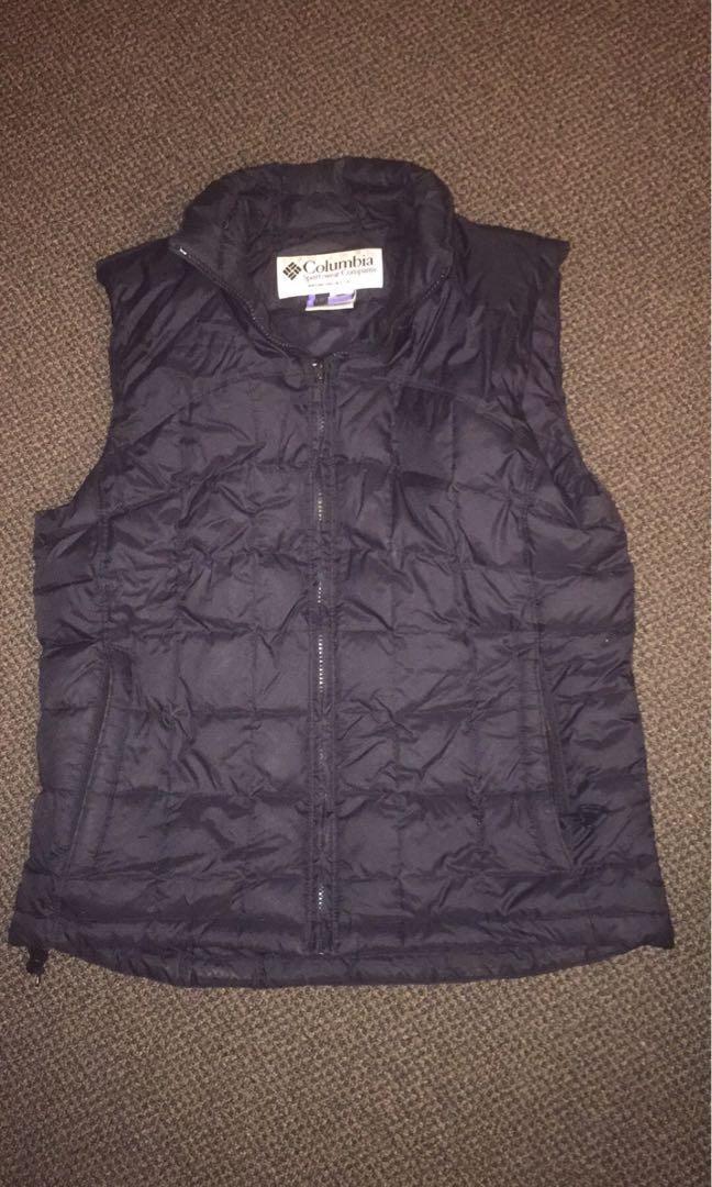 Columbia's vest