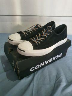 Converse Jack Purcell Nubuck Leather