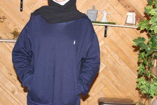 Crewneck Sweater Ralph Lauren Polo Authentic