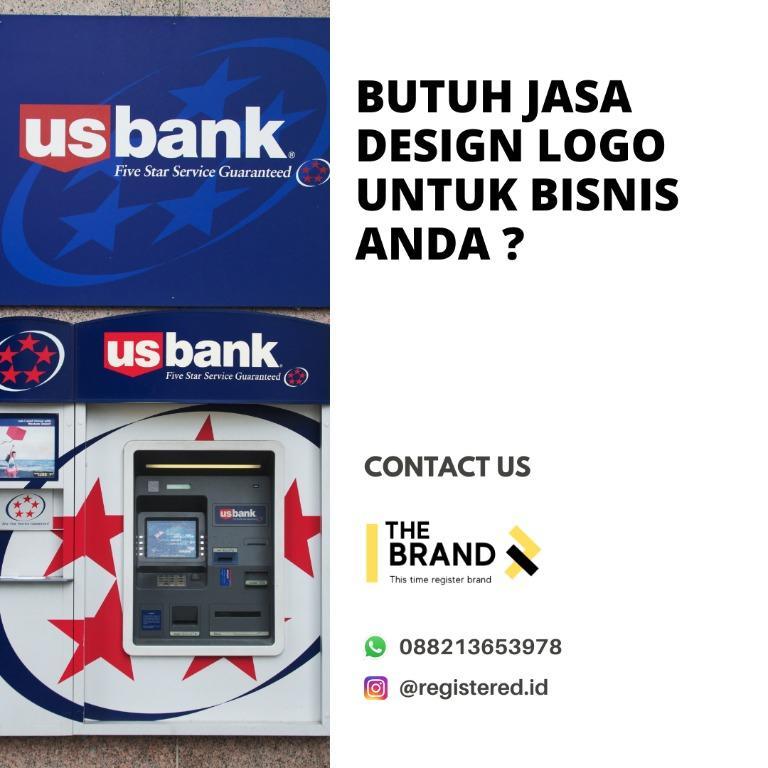 design logo merek dagang
