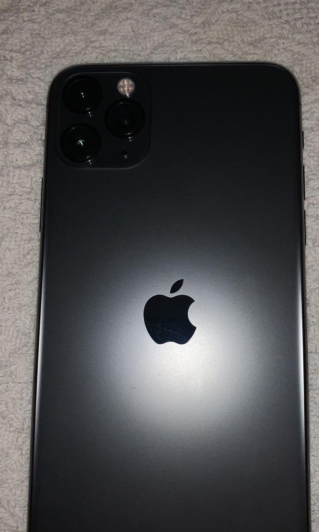 iPhone 11 Pro Max  Space Grey 64 GB