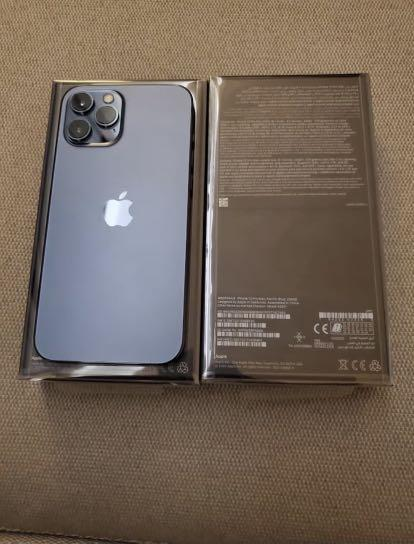 IPhone 12 Pro Max (64GB) FACTORY UNLOCKED *Serious Inquires*