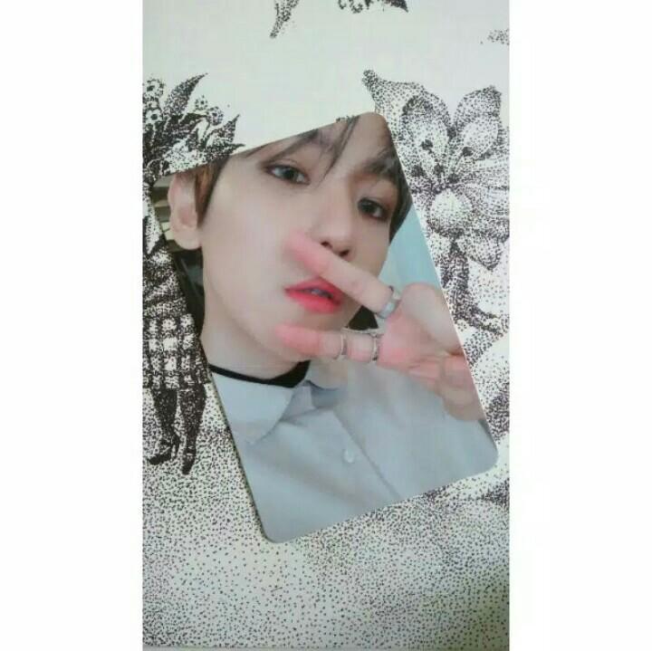 Photocard Baekhyun Official DMUMT