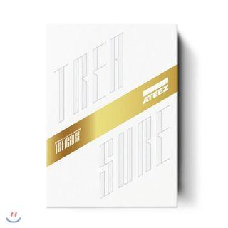 {READYSTOCK} ATEEZ - TREASURE EP.FIN: ALL TO ACTION [ Z Version ]
