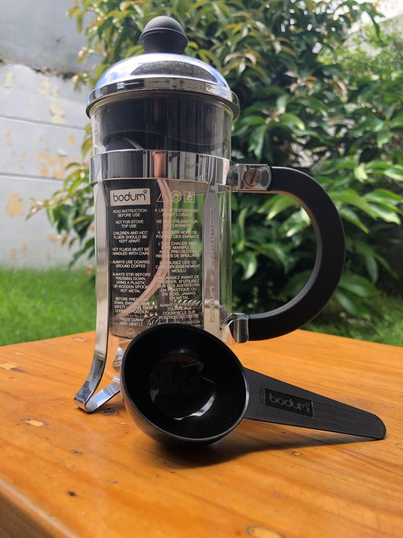 Starbucks 8-Cup French Press by Badum