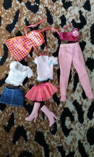 TAKE ALL Baju Barbie set