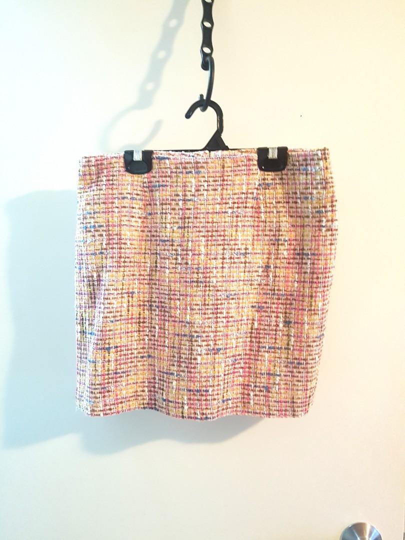 Winter mini skirt NEW