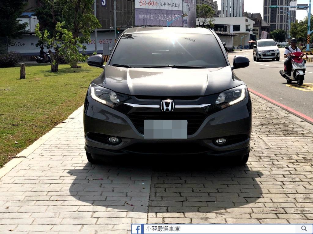 《2017 Honda HR-V 1.8 S》