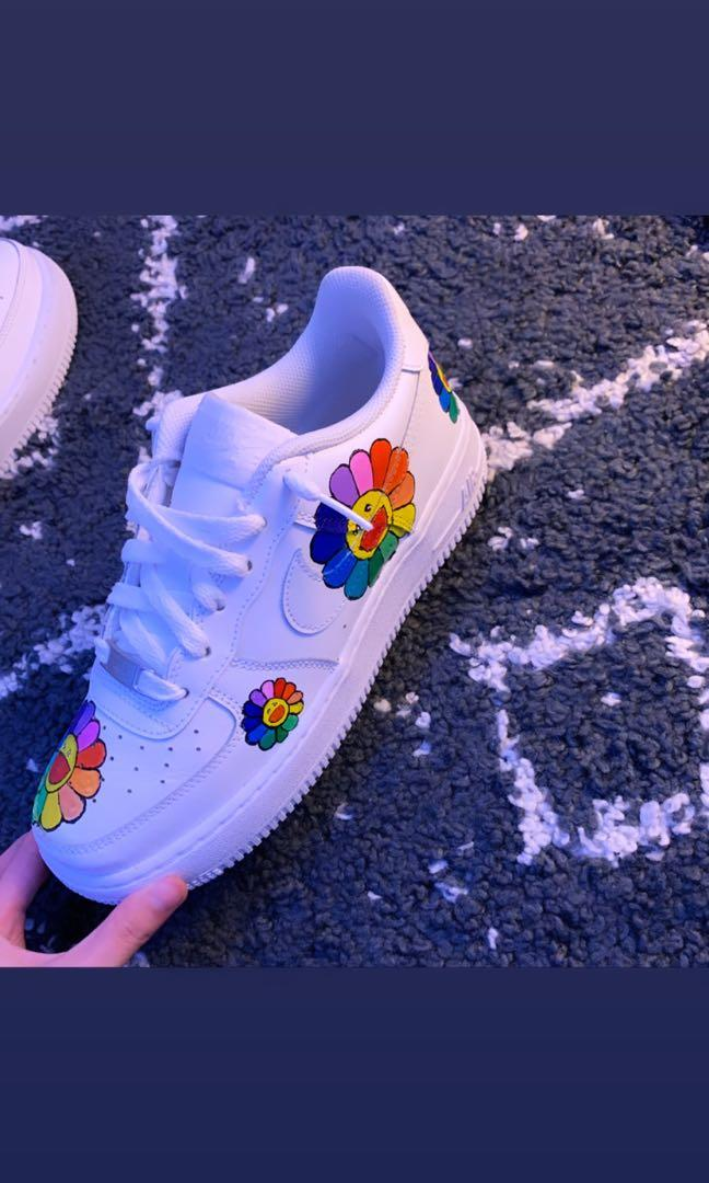 Air Force 1's custom