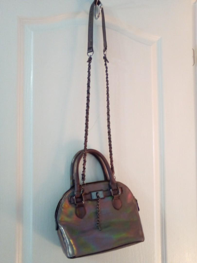 Aldo holographic purse