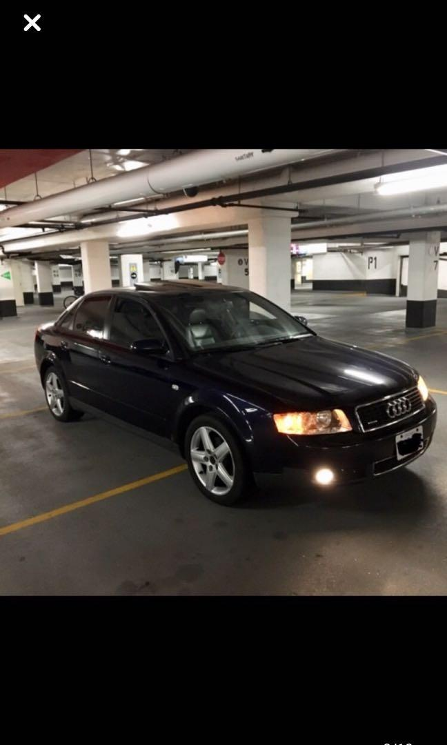 Audi A4 Manual// 2004 1.8T//Quattro 6Spd