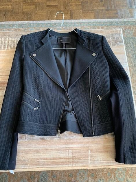 BCBG Maxazria Moto Jacket on Sale!
