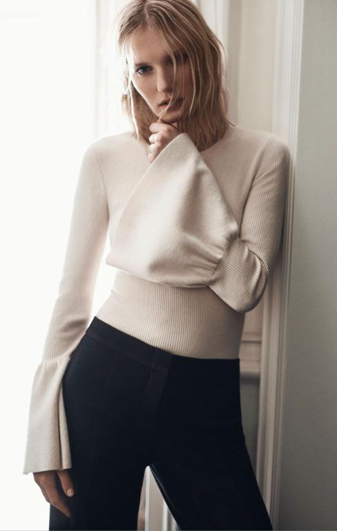 BCBG Waverly Bell Sleeves Sweater on Sale!!
