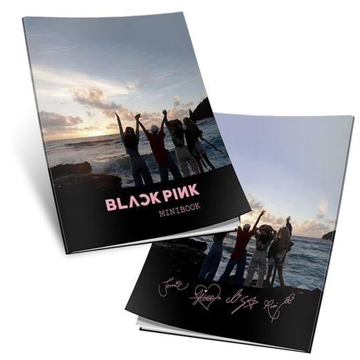 BLACKPINK photo album for people who were lovesick or just hungry or both