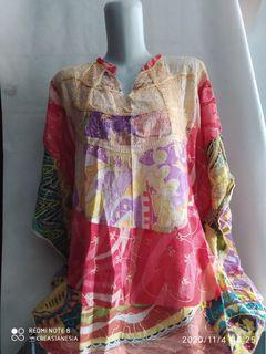 Blouse Batik/ blouse bangkok