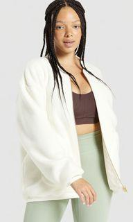 BNWT Limited Edition Gymshark x Whitney Simmons Bomber Jacket