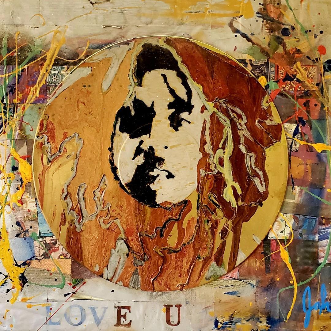 Bob Marley original.al artwork