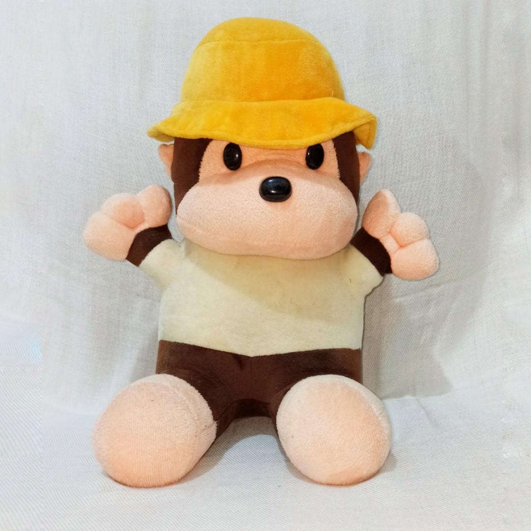Boneka Monyet Ukuran Besar