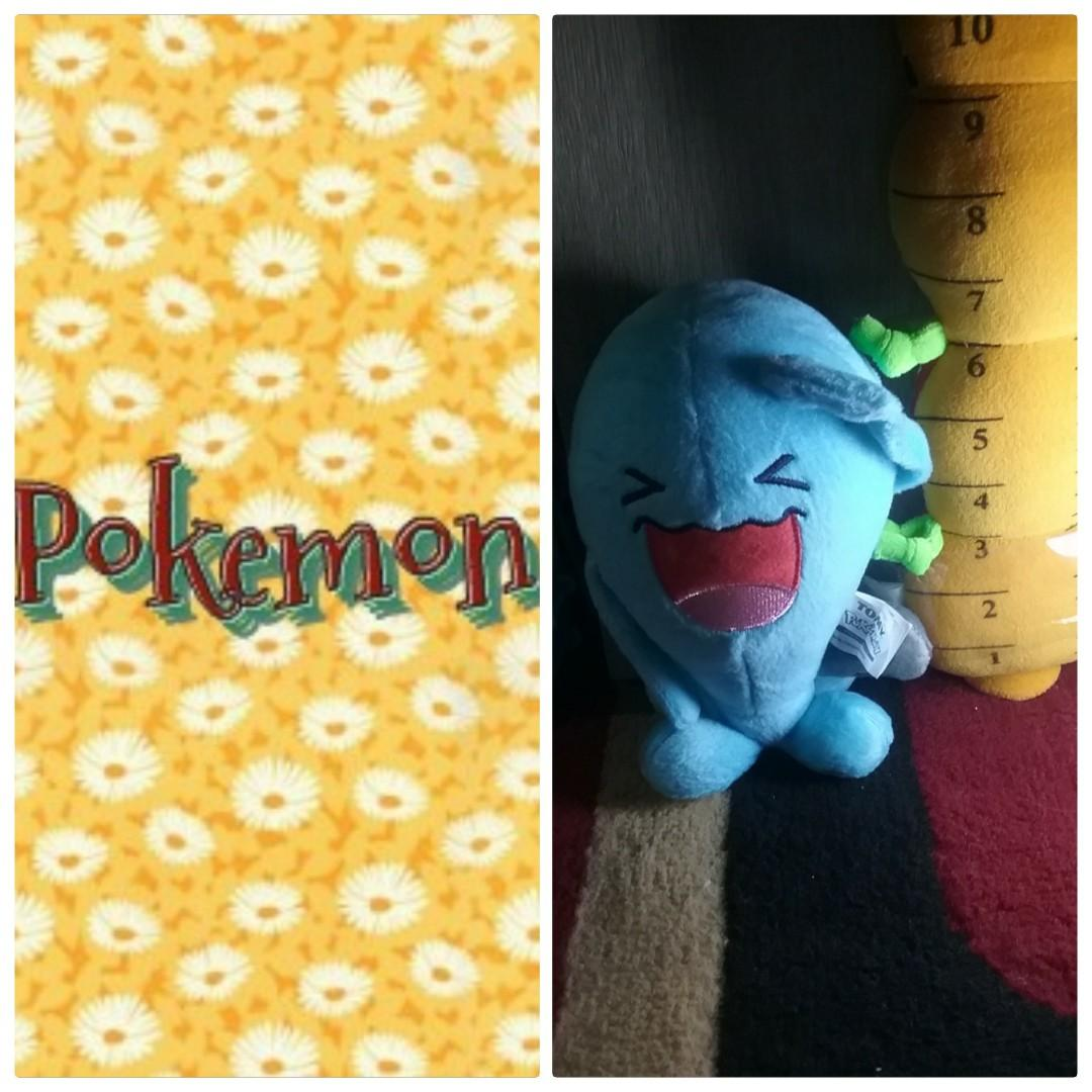 Boneka Pokemon