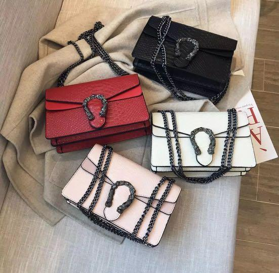 Brand New Authentic Gucci Inspired Crossbody Bag