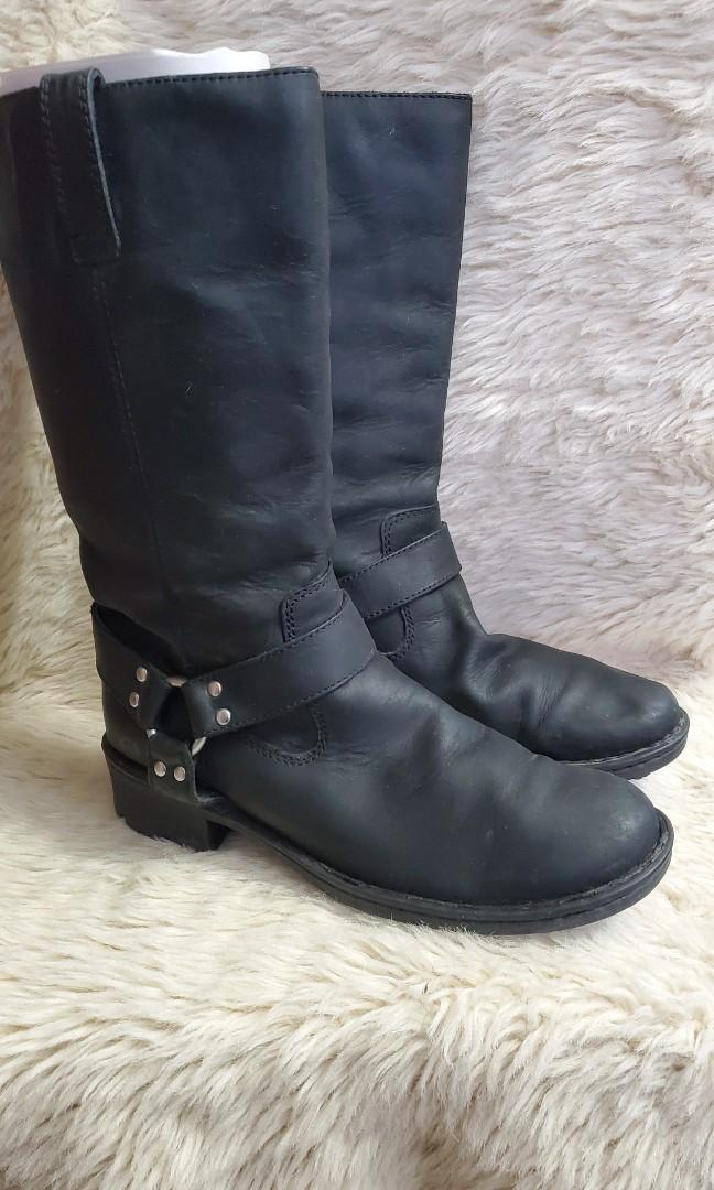 Børn Motorcycle Boots