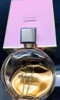 CHANCE CHANEL ~EAU DE PARFUM  50ml