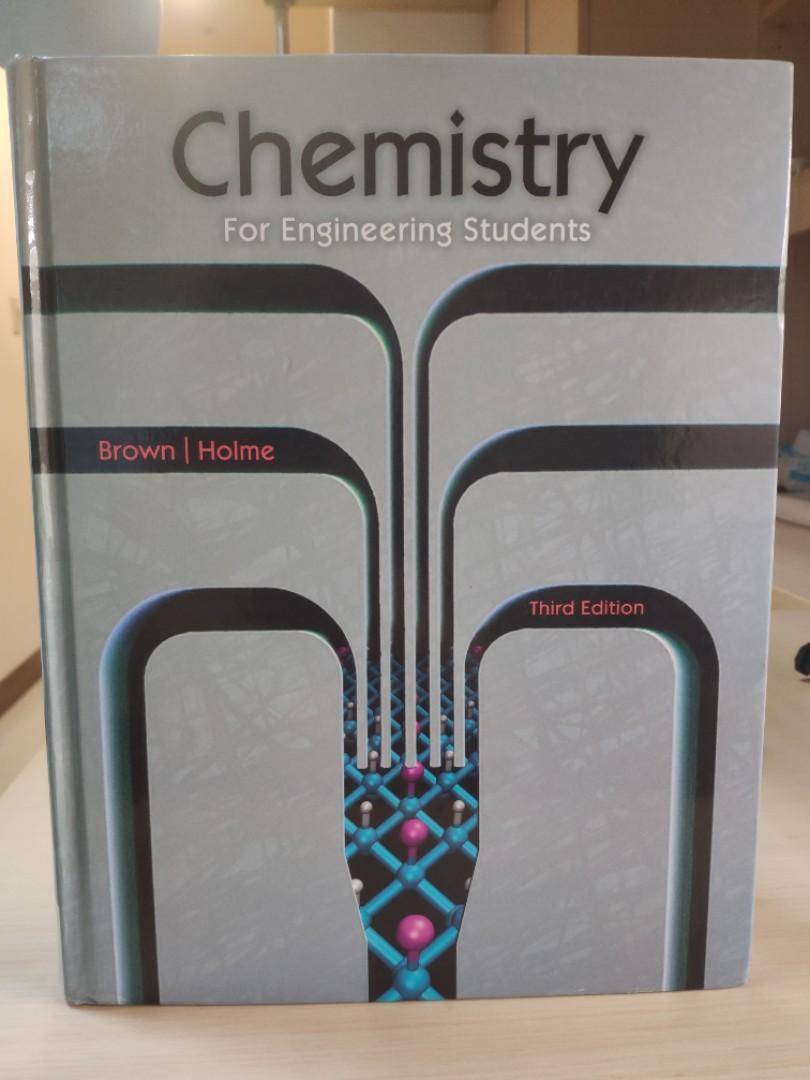 Chemistry Brow Holme 基礎化學