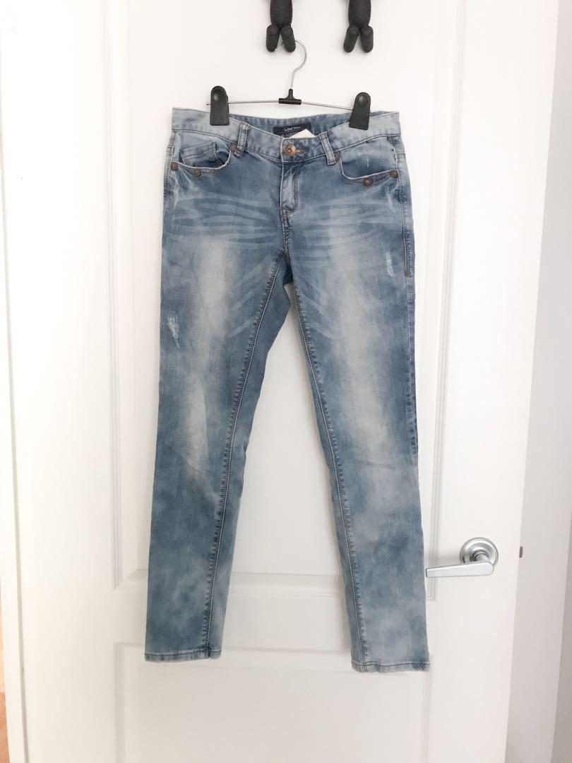 Denim pants S size