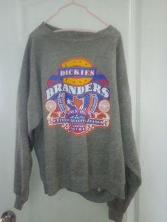 Extra large Vintage unisex sweatshirt