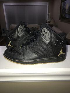 Jordan 1 Flight 4 Premium - Black&Gold