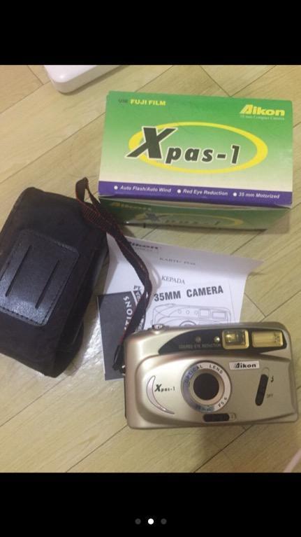 Kamera analog xpas 1