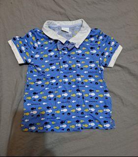 les enphant 麗嬰房短袖T恤