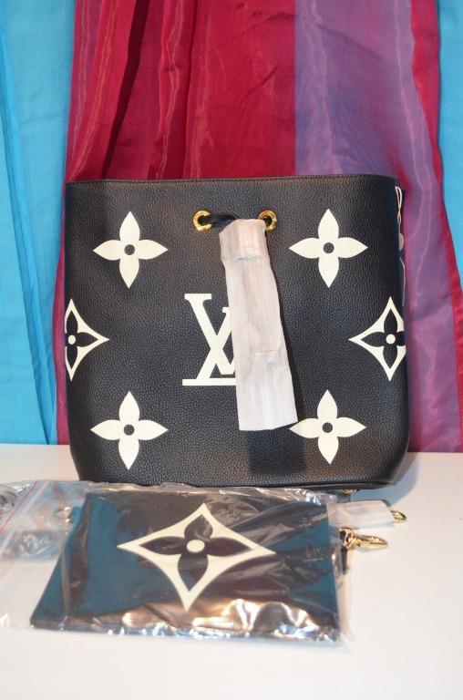 Louis Vuitton NéoNoé MM Leather Bucket Bag